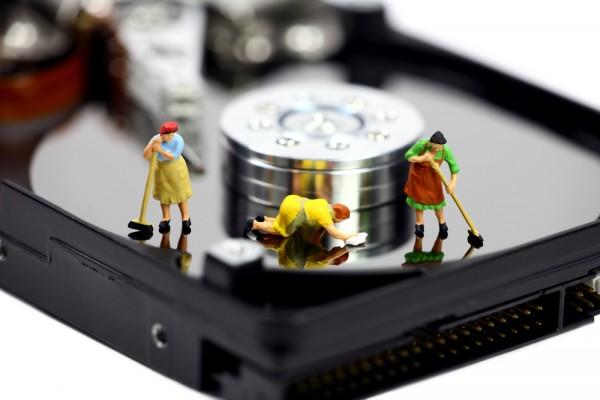 open workshop clean disk